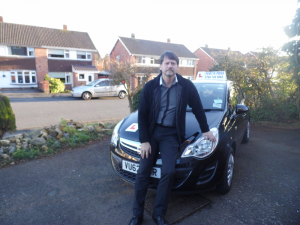 Chris Peat | Driving Instructor | Peat's Pass | Driving School, Wigston, Leicester